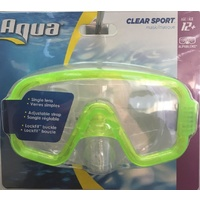 Mask - Adult Clear Sport
