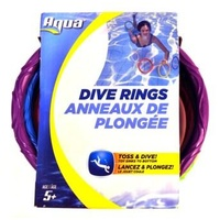 Dive Rings - Pack of 6