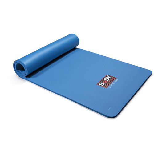 Body Sculpture Exercise/Camping Mat with Carry Strap